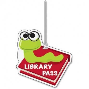 Ashley Bookworm Design Library Pass (EA/EACH)