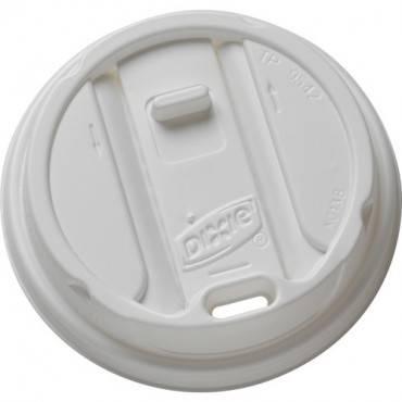 Dixie Smart Top Reclosable Hot Cup Lids (PK/PACKAGE)