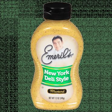 Emeril Mustard - New York Deli Style - Case Of 12 - 12 Oz.