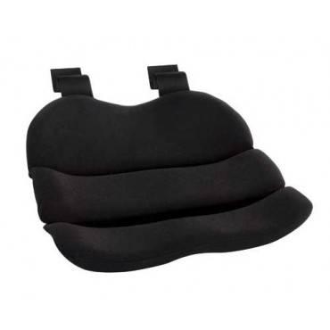 Homedics Group  Obus Contoured Seat Cushion Black  (bagged) Part No.st-blk-ca