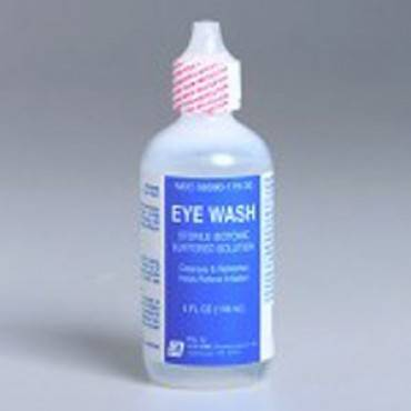 Altaire Pharm. irrigating eye wash 4 fl oz. Model: 75519 (1/EA)