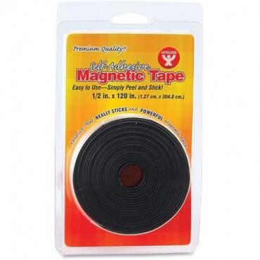 Hygloss Self-adhesive Magnetic Tape (EA/EACH)