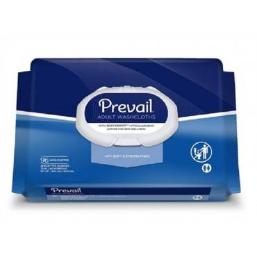 "Procare adult washcloth soft pack, 12"" x 8"" part no. crw-096 (96/package)"