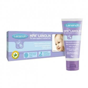 Hpa Lanolin Nipple Cream, 40 G Part No. 10020 (1/ea)