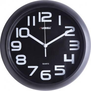 "Lorell 11-5/8"" Quiet Wall Clock (EA/EACH)"