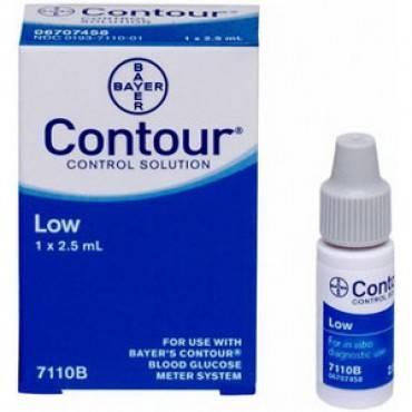 Contour Low Level Control Solution Part No. 7110b (1/box)