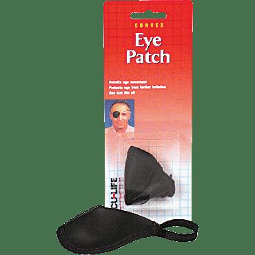Acu-Life Vinyl Eye Patch Universal, Black (1/Each)