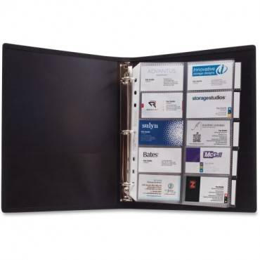 Anglers 3-Ring Business Card Binder (EA/EACH)