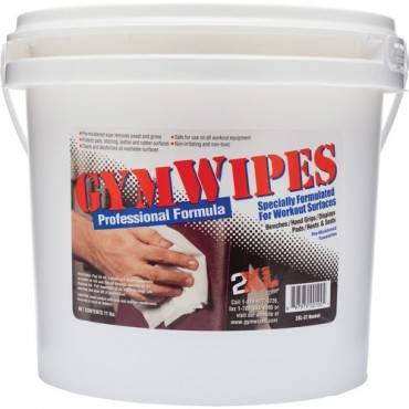 2XL GymWipes Workout Surfaces Towelettes Bucket (EA/EACH)