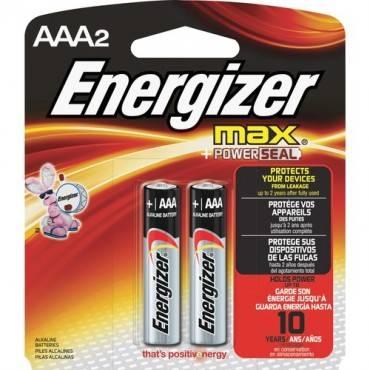 Energizer Alkaline AAA Battery (PK/PACKAGE)