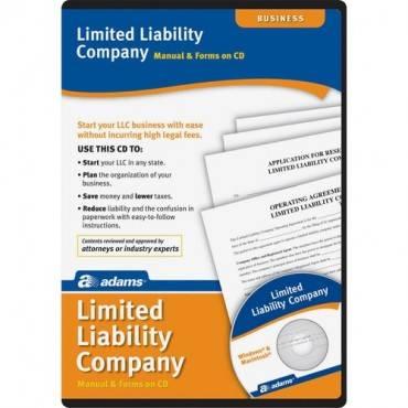 Adams Limited Liability Companies Software Set (EA/EACH)