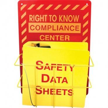 Impact Products Right To Know Center Safety Rack (EA/EACH)