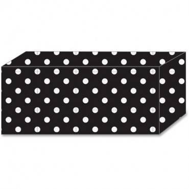 Ashley B/W Polka Dot Magnetic Blocks (PK/PACKAGE)