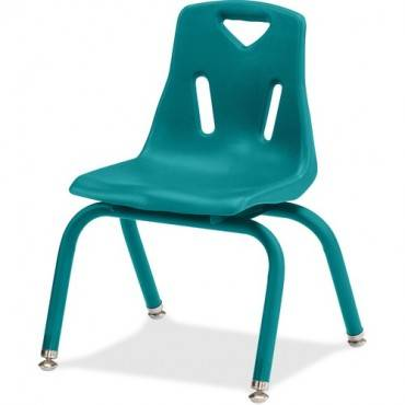 Jonti-Craft Berries Plastic Chairs with Powder Coated Legs (EA/EACH)