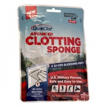 Quikclot Advanced Clotting Sponge 50g Part No. 5020-0018 (1/ea)