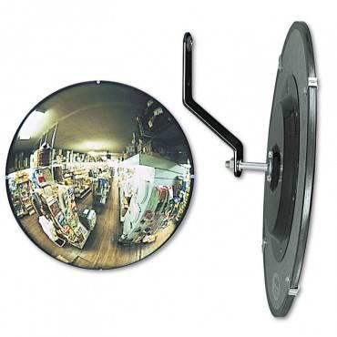 """160 Degree Convex Security Mirror, 18"""" Dia."""