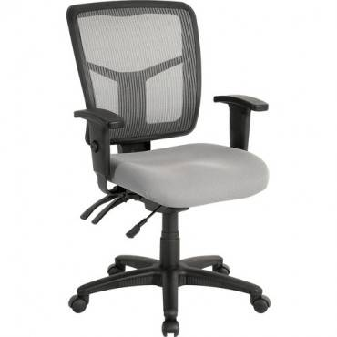 Lorell Swivel Mid-Back Chair (EA/EACH)