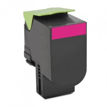 70c1hm0 Return Program High-yield Toner, 3000 Page-yield, Magenta