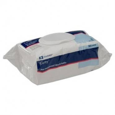 Simplicity Pre-Moistened Washcloths (48/Package)