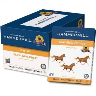 Hammermill Fore Inkjet, Laser Print Copy & Multipurpose Paper (RM/REAM)