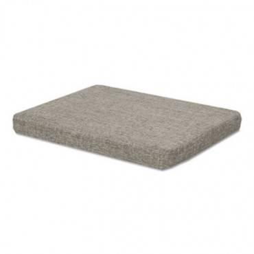 Seat Cushion For File Pedestals, 14 7/8 X 19 1/8 X 2 1/8, Tan Quartz