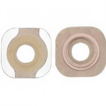 "New Image 2-piece Precut Flat Flexwear Skin Barrier 3/4"" With Tape Border Part No. 14302 (5/box)"