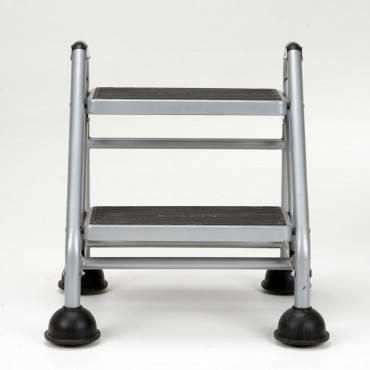 https://www.walmart.com/ip/Cosco-Rolling-Commercial-Step-Stool-2-Step-19-7-10-Spread-Platinum-Black/21793965