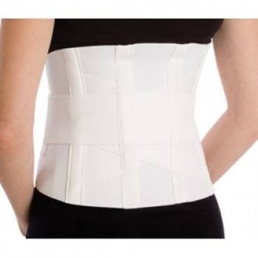 """Criss-Cross Support with Compression Strap, Large, 36"""" - 42"""" Waist Size (1/EA)"""