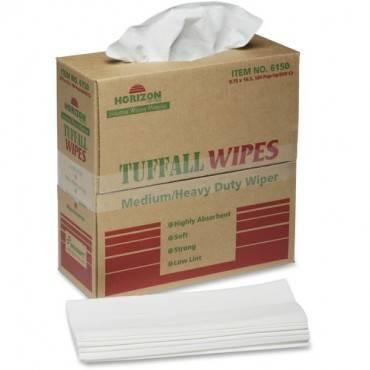 SKILCRAFT Tuffall Wipes Medium/Heavy Duty Wiper (BX/BOX)