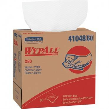 Wypall X80 Wipers Pop-up Box (EA/EACH)
