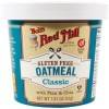 Bob's Red Mill Gluten Free Oatmeal Cup, Classic With Flax/chia - 1.81 Oz - Case Of 12