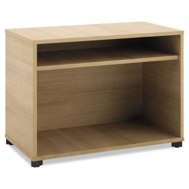 Manage Series Open File Center, Laminate, 30w X 16d X 22h, Wheat
