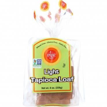 Ener-g Foods - Loaf - Light - Tapioca - 8 Oz - Case Of 6