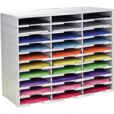 Storex Stackable Literature Sorter (CA/CASE)