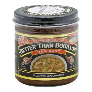 Better Than Bouillon Bouillon - Ham Base - Case of 6 - 8 oz