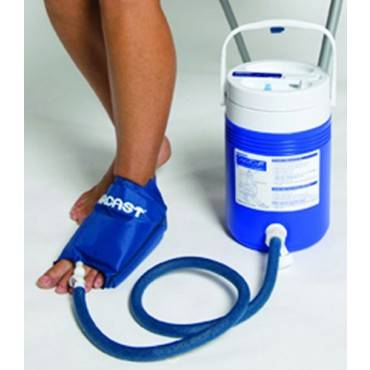 Djo   Aircast Aircast Cryo/cuff System-ankle & Cooler Part No.10a