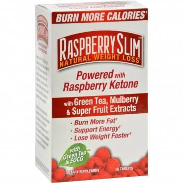 Windmill Health Products Raspberry Slim - 60 Caps