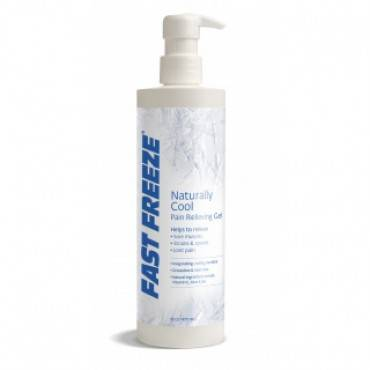 Fast-Freeze Gel W/Pump, 16 Oz (1/Each)