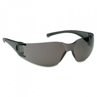Element Safety Glasses, Black Frame, Smoke Lens