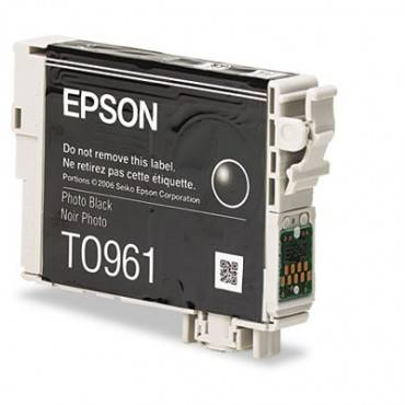 Epson  T096120 (96) Ink, Photo Black