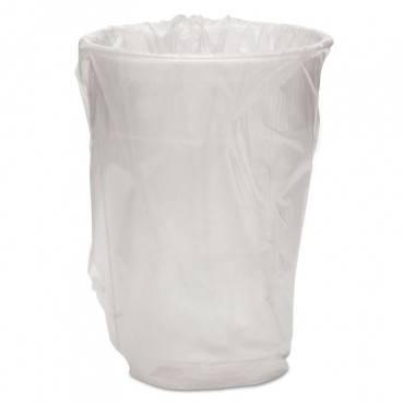 Wrapped Plastic Cups, 9oz, White, 1000/carton