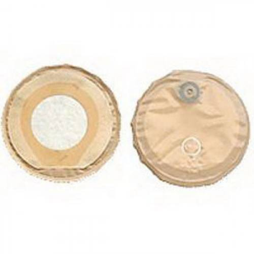 "Contour I Stoma Cap with Flat SoftFlex Skin Barrier 1-15/16"" Part No. 1796 Qty  Per Box"