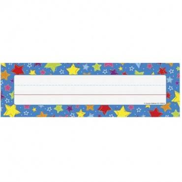 Carson-Dellosa PreK-Grade 5 Student Nameplates (PK/PACKAGE)