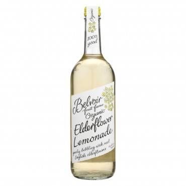 Belvoir Beverage - Organic - Elderflower - Presse - Case of 12 - 25.4 fl oz