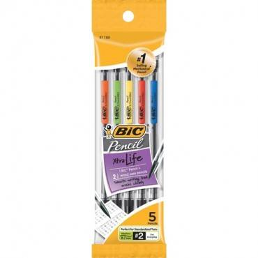 BIC .7mm Mechanical Pencils (PK/PACKAGE)
