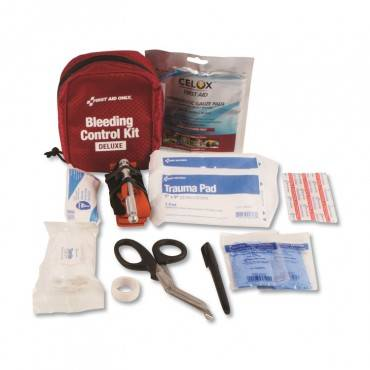 """First Aid Only  BBP SPILL CLEANUP KIT, 5"""" X 3.5"""" X 7"""" 91060 1 Each"""
