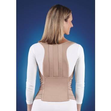 Soft Form Posture Control Brace Beige Md