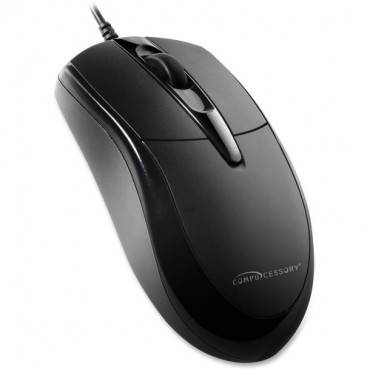 Compucessory Three-button Corded Mouse (EA/EACH)