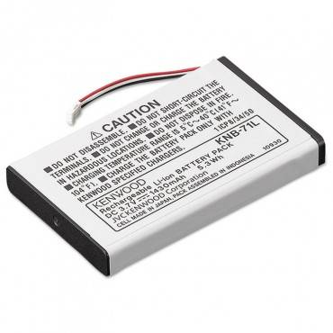 Lithium-Ion Replacement Battery For Pkt23k Two-Way Radios