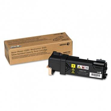 106r01593 Toner, 1000 Page-yield, Yellow